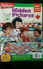 NEW 2015 Issue!  Highlights HIDDEN PICTURES Early Spring 2015 FREE SHIPPING