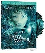 LADY IN THE WATER LIMITED EDITION W/3D LENTICULAR SLIPCASE DVD MOVIE NEW AU EXPR
