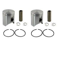 Piston Rings Pin Clips Kit For HONDA NSR250R4 MC21 NSR250R5 MC28 STD Bore 54mm