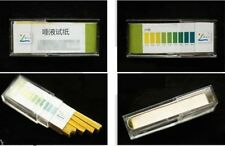 100PCS Strips pH 5.5~9.0 Test PH Testing Paper For Urine & Saliva #M1376 QL