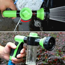 Portable Auto Car High Pressure Spray Foam Water Gun Cleaning Washer Water Gun