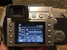 leica digilux 3 with accessories