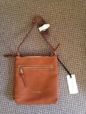 NEW FIORELLI CROSS BODY SHOULDER BAG TAN BROWN LEATHER LOOK MESSENGER BAG BOHO