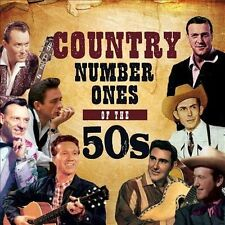 NEW Country Number Ones Of The 50s [box] CD (CD) Free P&H