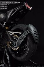 Yamaha FZ09/MT09/FJ09/MT09Tracer Splash Guard with License plate holder- LEON