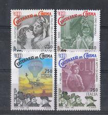 1995 - LOTTO/REP2219CPN - REPUBBLICA - CENTENARIO DEL CINEMA - NUOVI