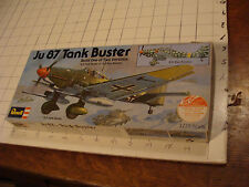 JU 87 TANK BUSTER g-2 tank buster or D-5 Dive Bomber in box, REVELL 1975