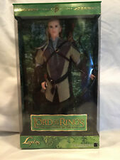 Collectible 2002 Ken Doll Lord of the Rings Legolas Fellowship Of The Ring NIB