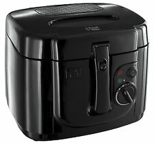 Russell Hobbs 21720 Deep Fat Fryer with Window 1800W 2.5L Black