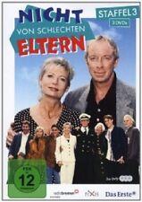 NICHT VON SCHLECHTEN ELTERN STAFFEL 3 (ULRICH PLEITGEN,SABINE POSTEL) 3 DVD NEU
