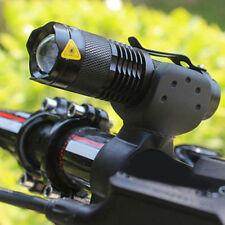 1200lm CREE Q5 LED Licht Bike Fahrradlampe Fahrradbeleuchtung Fahrradlicht Set