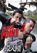 FLASH POINT NEW DVD