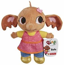 Bing Bunny Sula Plush 7 inch Fisher Price Bing Bunny Sula Toy NEW