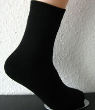 2 Pair Men's Thermal socks Öko-Tex socks without elastic Thermo black 47 - 50