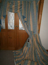 "HUGE Ex Hotel Curtains.96""Drop ~ 262""Wide. Pelmet.Blackout. 2 Pairs Available"