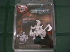 Warhammer Avatars of War Berserker Tyrant Nuevo metal New