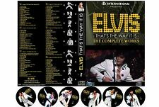 Elvis - THE COMPLETE THAT THE WAY IT IS - 6 CD