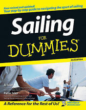 Sailing For Dummies, Isler, Peter, Isler, J. J., New Condition