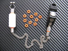 * Carp Fishing Tackle Mini O Rings x40 Used on Swinger Bobbin Hanger 3-7mm osw40