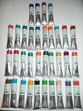 OLD HOLLAND Oil Paint lot of (34) 60mL Tubes HIGH SERIES Brand New
