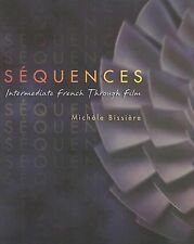 Sequences: Intermediate French through Film-ExLibrary
