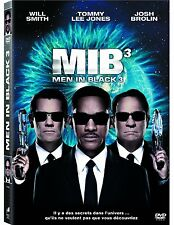 DVD *** MEN IN BLACK 3 ***  avec Will Smith, Tommy Lee Jones (neuf sous blister)