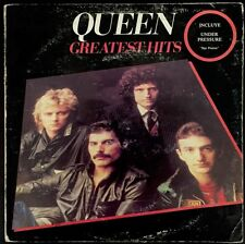Queen Greatest Hits Rare Venezuela Pressing Gatefold Lp Import Scarce