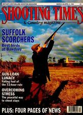 Shooting Times & Country Magazine - March 28 - April 3 1991