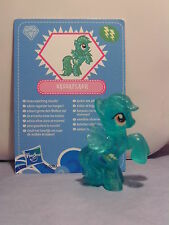 My little Pony Blind Bag Sassaflash Glitzer mit Karte - Versandrabatt möglich!