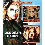 Deborah Harry - Rockbird/Debravation (2010)  CD  NEW/SEALED  SPEEDYPOST