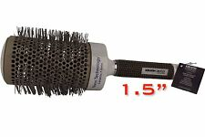 "Keratin Complex Nano Technology Ceramic Ionic THERMAL ROUND HAIR BRUSH 1.5"" Inch"