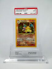 PSA 9 MINT Charizard Pokemon 1st Base Set #4/102