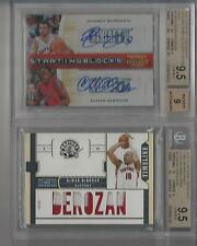 BGS 9.5 Demar Derozan 2010-11 Playoff Contenders 43/49 auto ONLY 1 IN THE WORLD
