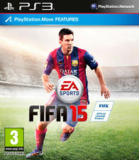 FIFA 15 (Sony PlayStation 3, 2014) NEW AND SEALED - FREE P+P - FAST DISPATCH
