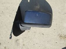 LINCOLN NAVIGATOR DRIVER SIDE VIEW LEFT DOOR blue POWER MIRROR  HEATED OEM LH