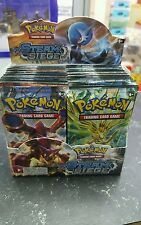 Pokemon: XY-11 Steam Siege 1  Sealed Booster Pack - New Trading Cards for 2016