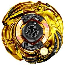 TAKARA TOMY BEYBLADE ZERO-G BBG-16 GOLD DARK KNIGHT DRAGOOON LW160BSF LAUNCHER