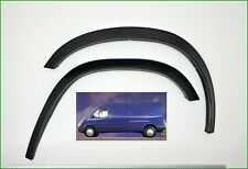FORD TRANSIT 1995 - 2001 wing wheel arch trim front L&R x 2pcs. matt black Sale