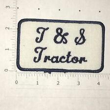 T & S Tractor Patch - Vintage