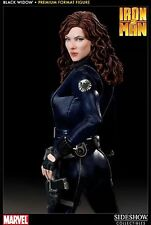 Sideshow Exclusive Black Widow 1/4 statue Marvel Samples Avengers Premium Format