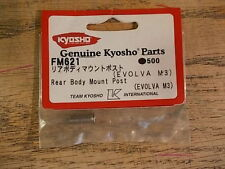 FM621 Rear Body Mount Post - Kyosho Evolva