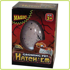 Magic Hatching Dinosaur Egg Toy - Dinosaurs for Kids - Hatching Toys FREE P&P
