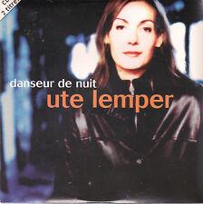 CD CARTONNE CARDSLEEVE 2T UTE LEMPER DANSEUR DE NUIT DE 1997 NEUF SCELLE FRANCE