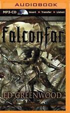The Falconfar Saga: Falconfar 3 by Ed Greenwood (2015, MP3 CD, Unabridged)