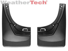 WeatherTech® No-Drill MudFlaps for Chevy Tahoe Z71 - 2007-2014 - Rear Pair