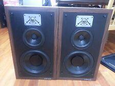 Vintage Polkaudio 7C Monitor Speakers