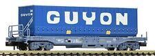 FLEISCHMANN N 845349 Känguruwagen Taschenwagen SNCF GUYON Epoche 5 NEU&OVP