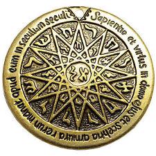 TALISMANO POTENTE magico pentacolo di Salomone, grande mago del passato
