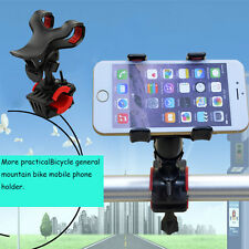 Universal 360 Bicycle Bike Cell Phone Holder Cycling Support Stand Mount Bracket