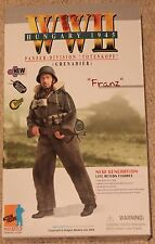 dragon action figure 1/6 ww11 german franz 70308 12'' boxed  did cyber hot toy